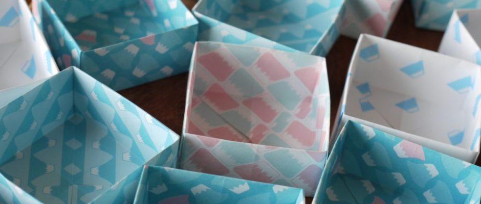 origami hako