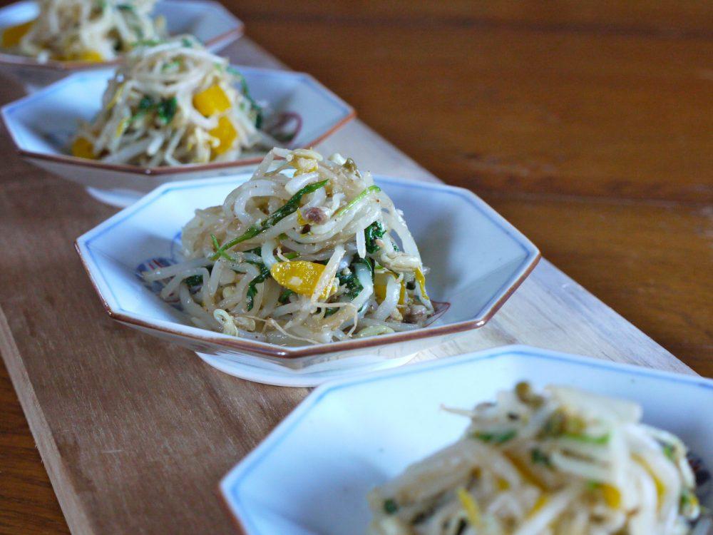 moyashi salad