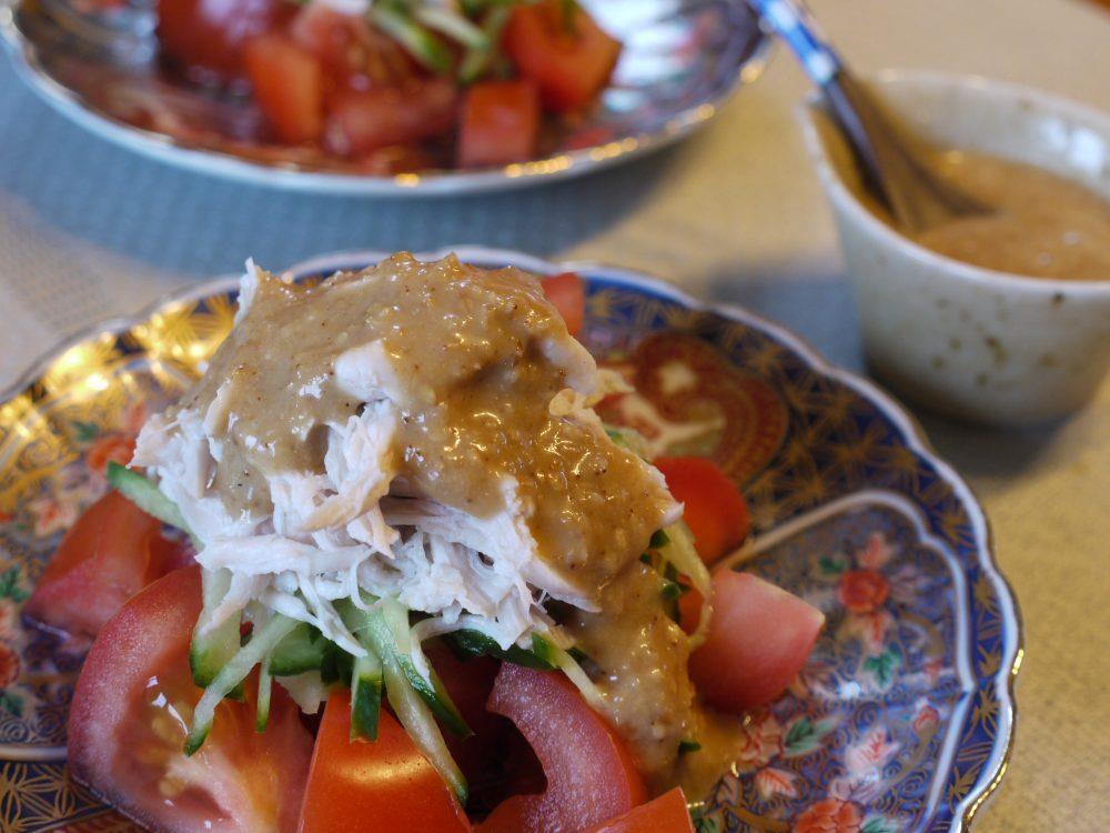 gomadare salad