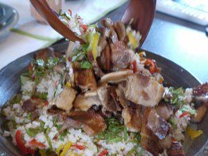 satypork&rice