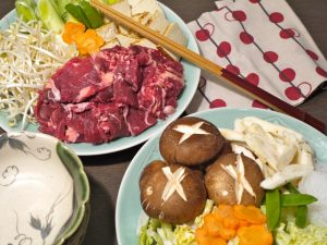 Introduction to Japanese Home Cooking, winter (lunch/midi) @ theMatchaGreen | Échandens | Vaud | Switzerland