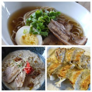 Ramen & Gyoza (evening) @ theMatchaGreen | Échandens | Vaud | Switzerland