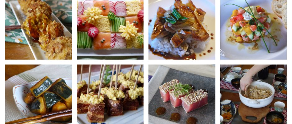 Introduction to Japanese home cooking