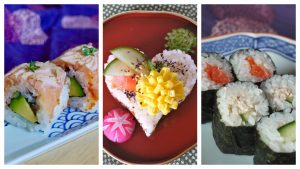 Sushi for Valentines Day @ Echandens, Region Morges | Vaud | Switzerland